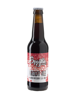 Spigha Brown Ale (330ml)