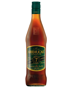 Arehucas Ron – 7 Year Old Golden Rum (70cl)