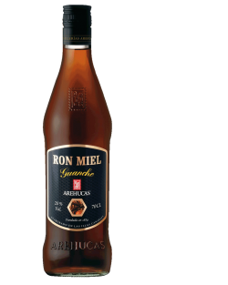 Ron Miel Guanche – Honey Rum (700ml)